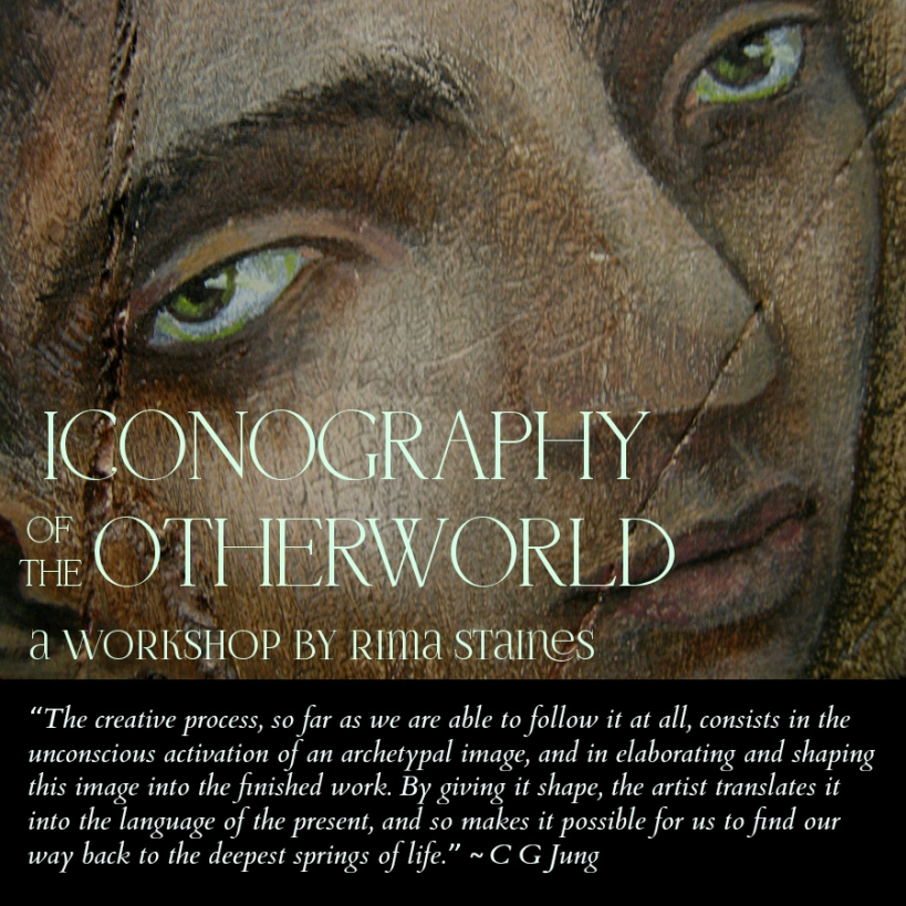 iconography of the otherworld with jung